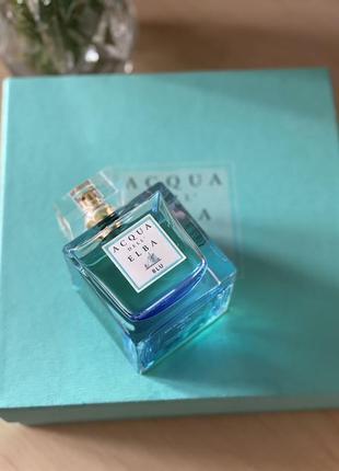 Acqua dell'elba blu donna нишевый парфюм обмен продажа