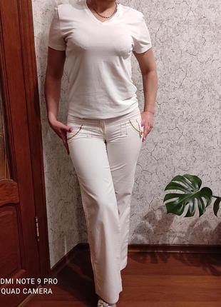Жіночі брюки 36 розмір віскоза