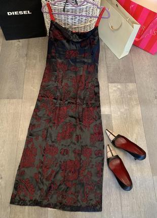 Grace collection платье шёлк