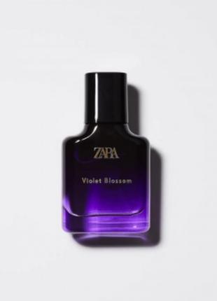 Парфюмированная вода для женщин zara violet blossom edp 30 ml