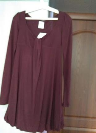 Брендовое новое в стиле бохо платье bershka, р. м (12)