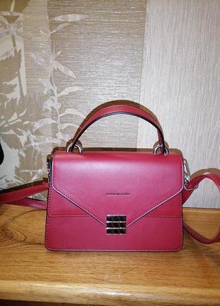 Красная сумочка1 фото