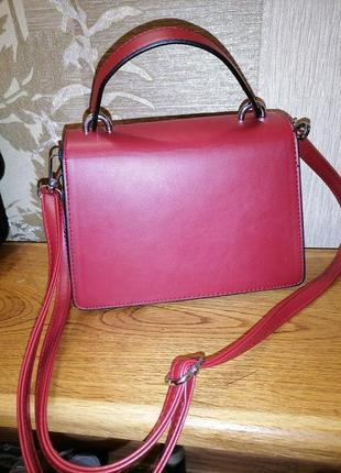 Красная сумочка2 фото