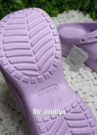 Original crocs women\'s classic bae clog 36-392 фото