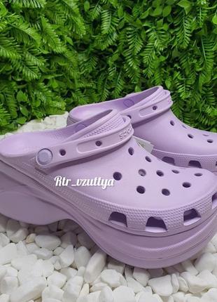 Original crocs women\'s classic bae clog 36-391 фото