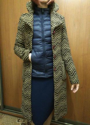 Классное пальто topshop.