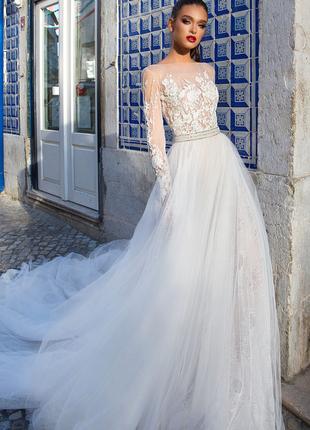 Весільне плаття. milla nova