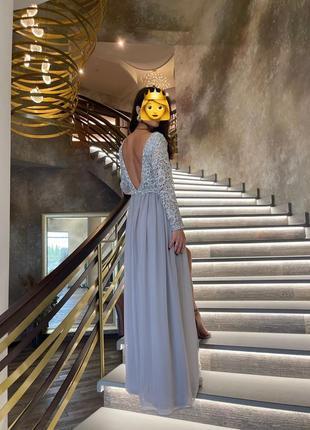 Невероятно красивое вечернее платье