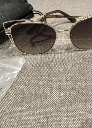 Guess оригинал очки,оптика +чехол