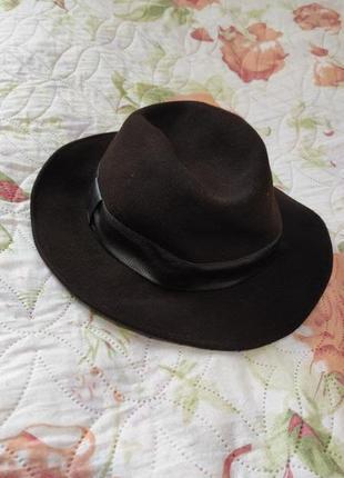Стильная шляпа унисекс