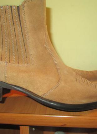 Ботинки женские san marina р.40