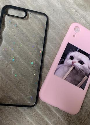 Чехлы на айфон 7+8+/x case iphone 7+8+/x