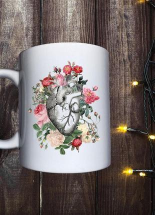Чашка с крутым принтом