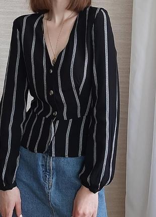 Шикарная блуза от hm