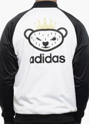 Adidas originals by nigo bear