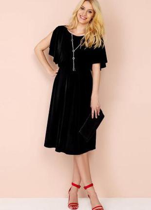 Стрейчевое вечернее платье для беременных next. размер 42-44.