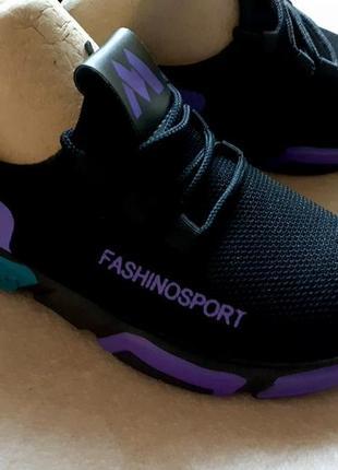 Лёгкие женские кроссовки5 фото