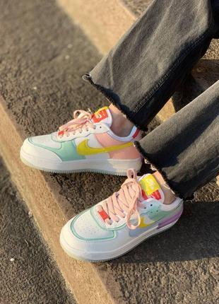Nike air force shadow, кросівки жіночі