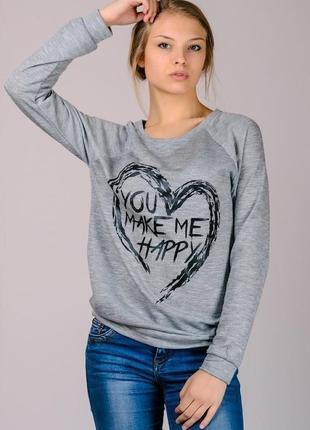 Свитшот,женский реглан,джемпер,кофта,свитер демисезонный,трикотажный