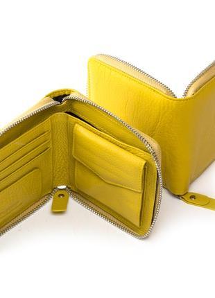 Женский кошелек изготовлен из натуральной мягкой кожи, в расцветках!