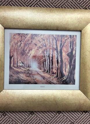 Картины рамка дерево 33*38