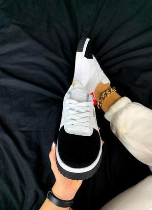 Женские кросовки puma3 фото