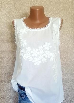 Блуза 100%  cotton.