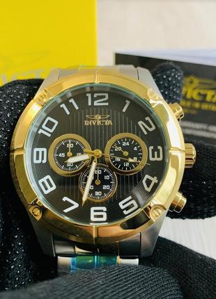 Invicta specialty 15370 швейцарские кварцевые мужские наручные часы оригинал новые