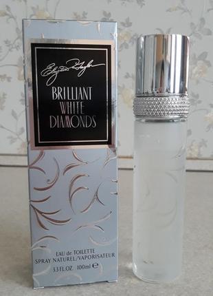 Туалетная вода  brilliant white diamonds