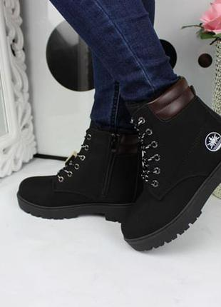 6e0f5802541d Женские зимние ботинки timber. р.36-41, цена - 400 грн,  8079191 ...