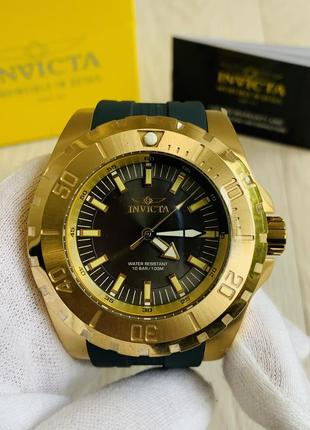 Invicta pro diver 23732 швейцарские кварцевые мужские наручные часы оригинал новые