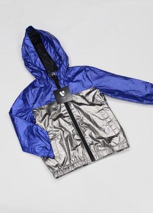 Куртка ветровка рост 4-5 лет