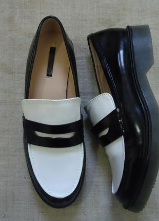 Zara trafaluc туфли