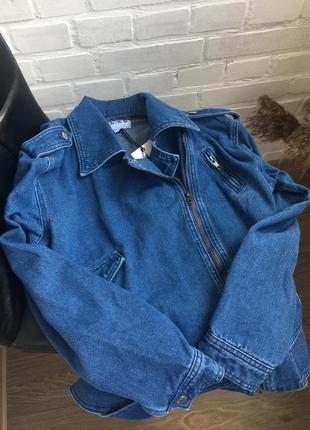 Джинсовка косуха куртка пиджак na kd