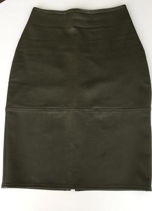 Кожаная юбка imperial