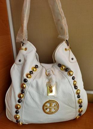 Новая сумка- хобо tory burch