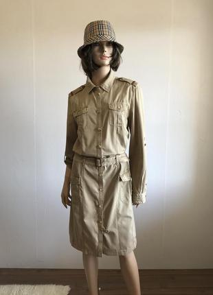 """Фирменное стильное платье сафари «tommy hilfiger"""" оригинал 👌"""