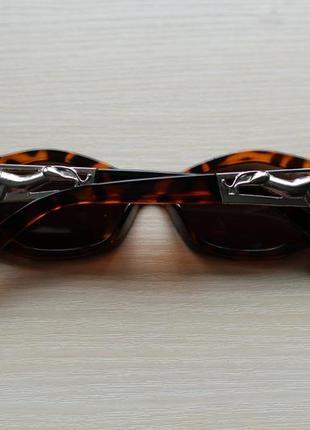 Солнечные очки, имиджевые очки, овальные очки
