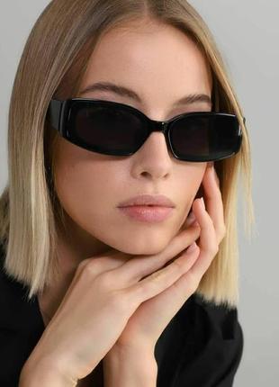 Женские солнцезащитные очки ретро винтажные 2021, сонцезахисні окуляри