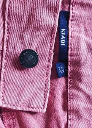 Красивые джинсовые шорты размер 54-566 фото