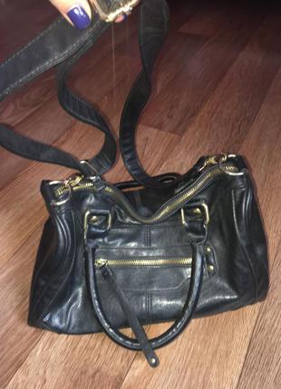 Красивая классическая сумка