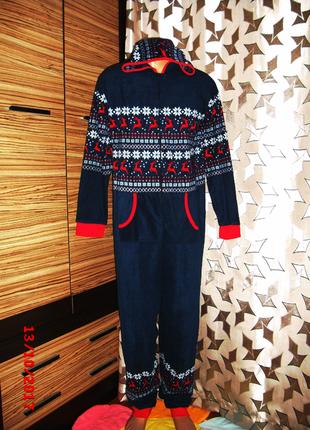 Слип-пижама человечек cedarwood state