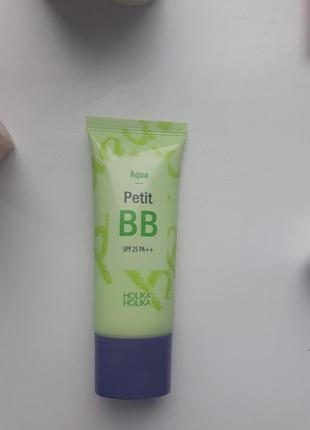 Бб крем holika holika aqua petit bb cream spf25