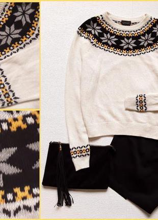 Актуальный свитер от topshop