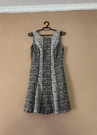 Платье h&m размер xs s , коттон , очень красивое