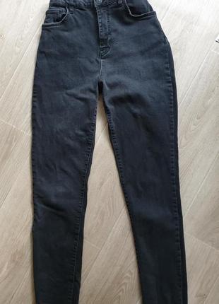 Чорні джинси pimkie укорочені