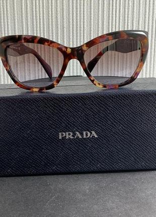 Очки солнцезащитные оригинал prada