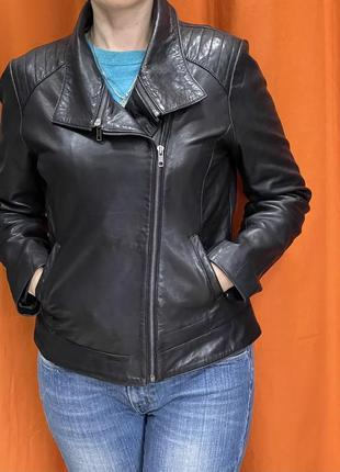 Крута. куртка косуха шкіра  desigual