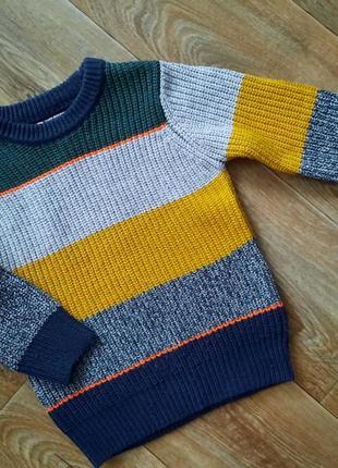 Новый джемпер / свитер на 2-3 года2 фото