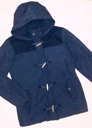Деми куртка для мальчика-подростка, на холодную осень, р. s, reserved